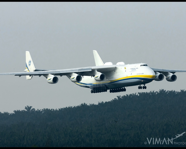 Dream comes true – The An-225 visits Kuala Lumpur